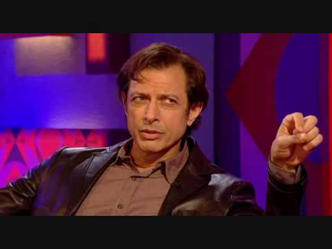 (HQ) Jeff Goldblum on Jonathan Ross 2010.05.28 (part 1)