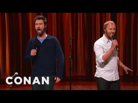 Jon Dore & Rory Scovel Stand-Up 06/29/11