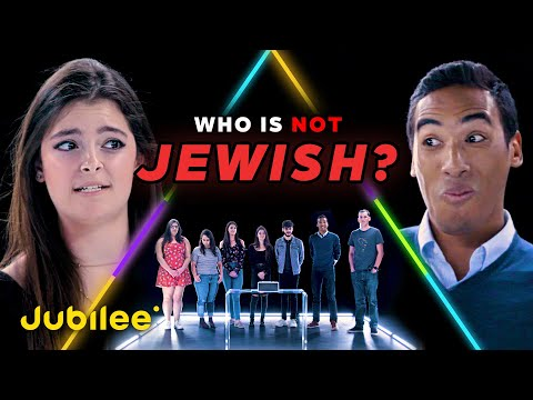 6 Jewish People vs 1 Secret Non-Jewish Person