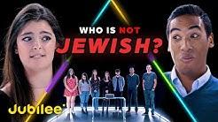 6 Jewish People vs 1 Secret Non-Jewish Person