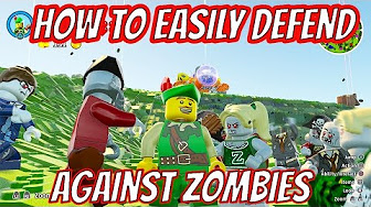lego worlds zombies