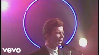 Rick Astley - Whenever You Need Somebody (The Roxy 1987)