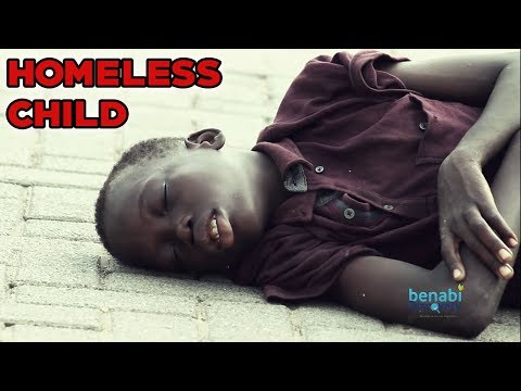 Abandoned HOMELESS Kids in Africa - Ghana Discover 2 (Social Experiment)