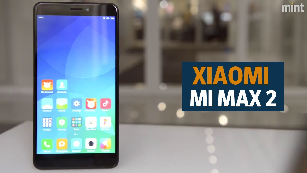 Xiaomi Mi Max 2 | Key Features