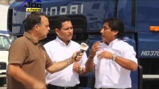 A cien por hora Road Test Camin Hyundai HD370S