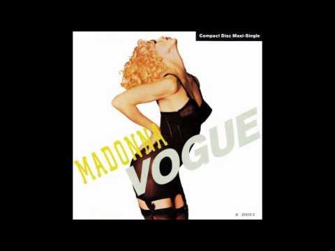 Madonna - Vogue (12