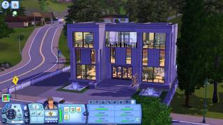 The Sims 3 Town Life Stuff - Gameplay Footage
