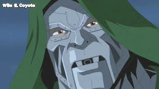 Doctor Doom vs Spider Man y su Equipo ♦ Ultimate Spider Man T01E03 ♦ Español Latino Video