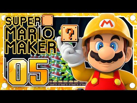 Super Mario Maker - Part 5 - I AM A CAT
