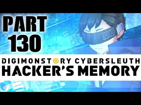 Digimon Story: Cyber Sleuth Hacker's Memory English Playthrough with Chaos part 130: Future Dread