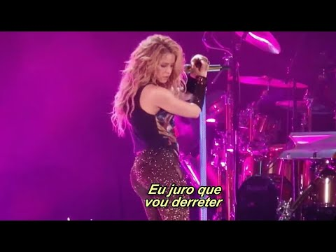 Shakira – Perro Fiel/El Perdón (Live) (El Dorado World Tour) (Legendado)