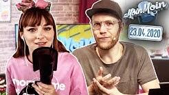 Introvertiert im Showbusiness & falsche Freunde im Internet| MoinMoin mit Nils & Larissa Rieß
