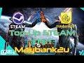 Top-Up Steam Guna Maybank2u + Contoh Transaksi