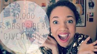 10,000 Subscriber GIVEAWAY! Thumbnail