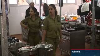 Лучшие повара армии Израиля служат в разведке