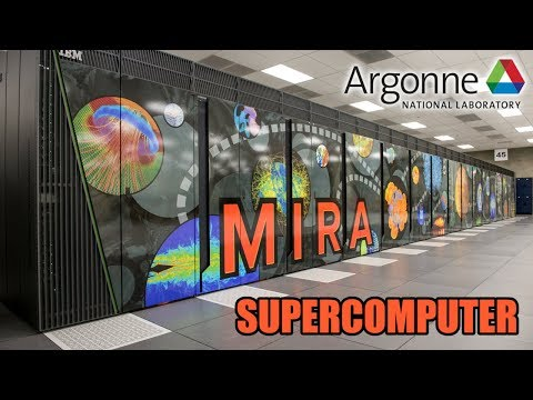 What is a Supercomputer? (Tour of Argonne National Lab)