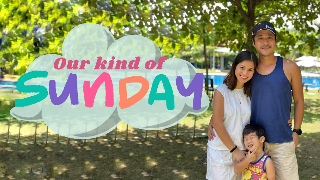 Our Kind Of Sunday | Kaye and Paul Jake Castillo