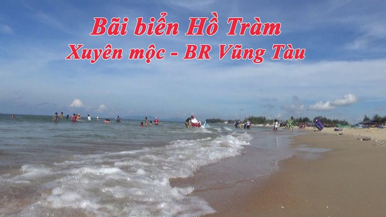 Một ngày ở bãi biển Hồ Tràm, Xuyên Mộc, Bà Rịa Vũng Tàu.