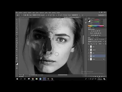 Tutorial Como Diseñar Un Tatuaje En Photoshop, How To Make A Tattoo Design