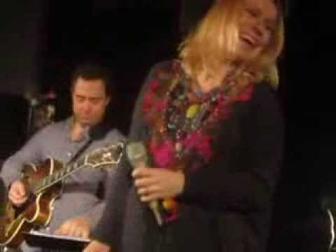 "Aga Zaryan - ""Long as You're Living"" - Live at Dizzy's (San Diego), 2013 Dec 07"