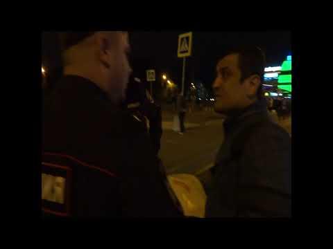 Очередная бессмысленная проверка документов сотрудниками полиции Тимирязевского ОМВД