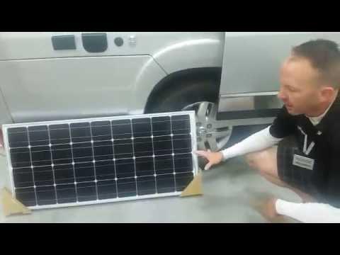 Solar Panels for Your Motor Home RV   Recording of Lichtsinn RV Live Webcast