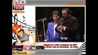 Roberto Carlos e Luciano Pavarotti - Ave Maria ( CD Completo - Coletania em MP3)