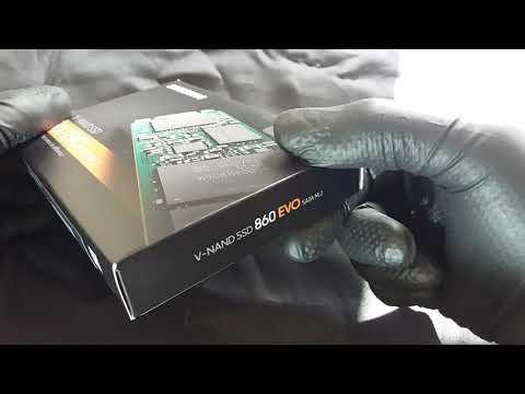 Samsung 860 Evo-Series 250GB M.2 SATA III V-NAND MLC (MZ-N6E250BW)