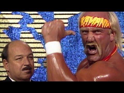 Hulk Hogan discusses the WWE Championship Tournament: