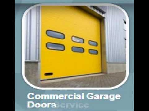 Commercial Garage Door Service in Lackey, Va