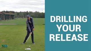 A simple drill to improve your release