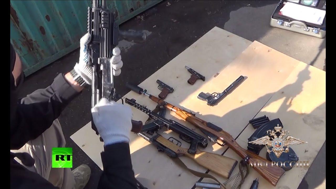 Арсенал в гараже: в Москве закрыли подпольную оружейную мастерскую