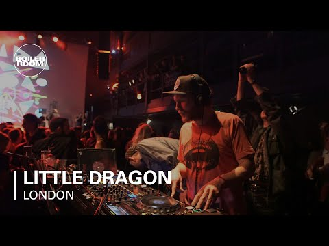 Little Dragon Boiler Room DJ Set at DIESEL + EDUN present 'Studio Africa'