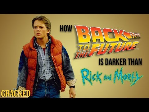 How Back To The Future is Darker Than Rick And Morty from YouTube · Duration:  2 minutes 4 seconds