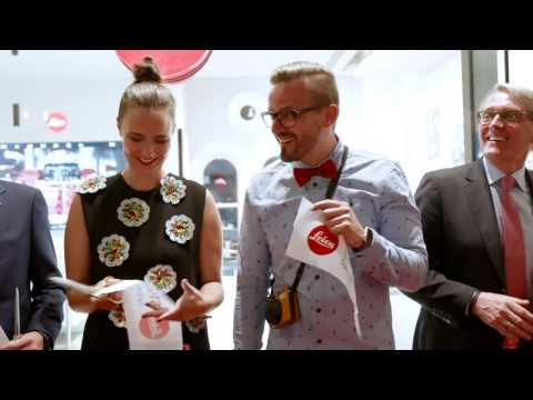 Leica Store Sydney Opening