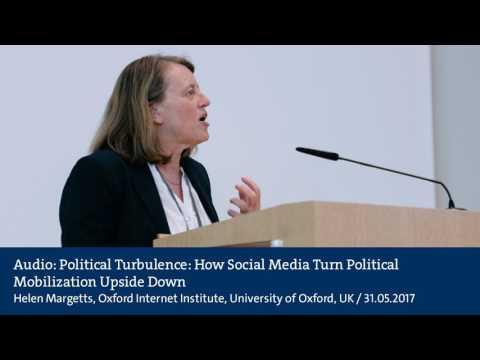 Audio: Political Turbulence: How Social Media Turn Political Mobilization Upside Down