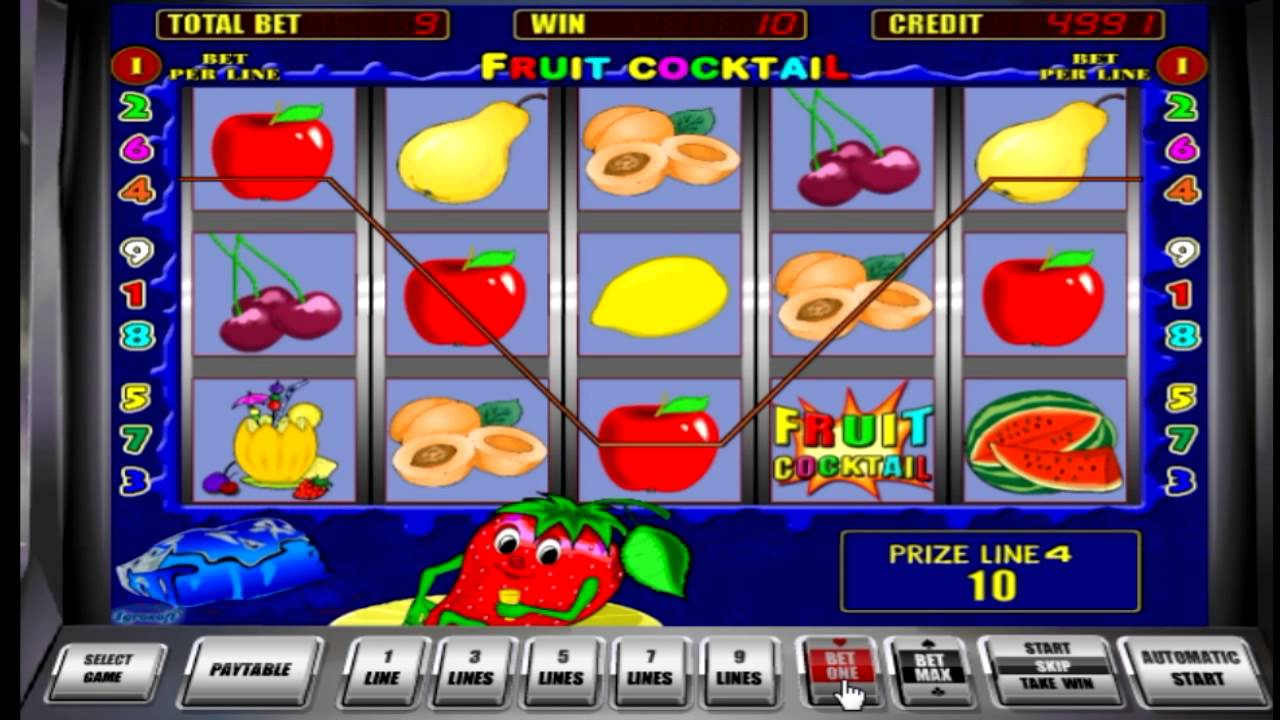Домашние Игровые Автоматы