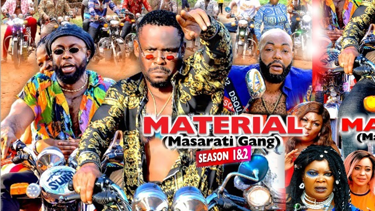 Download MATERIAL MASARATI GANG SEASON 1 {NEW HIT MOVIE} -ZUBBY MICHEAL 2021 LATEST MOVIE NOLLYWOOD NEW MOVIE