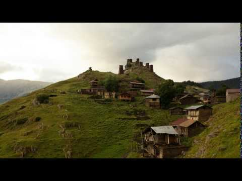 Tusheti Mountains Folk Music from Georgia