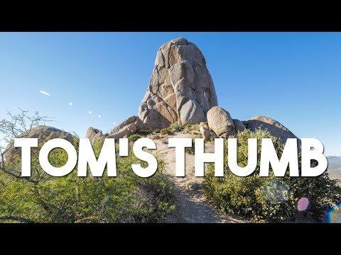 Tom's Thumb Hike - Scottsdale, Arizona by Xplore More