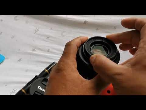 JJC LH EW52 Metal Screw in Lens Hood for Canon RF 35mm f1 8 Macro IS STM Lens, Fits nicely
