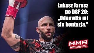 DSF 20: Trumf Łukasza Jarosza na gali w Krakowie