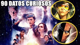 90 Secretos, Referencias y curiosidades de Ready Player One que no viste