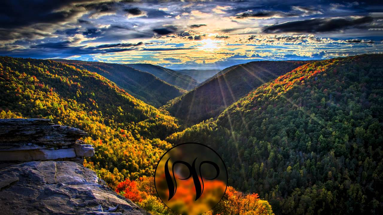 Fall Mountains In The Sun Wallpaper Dave Winnel Amp Denzal Park The Great Valley Original Mix