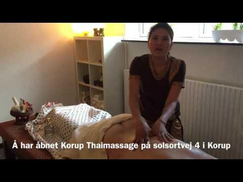 Korup Thaimassage