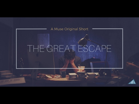 The Great Escape // The personal story of nearly every filmmaker.