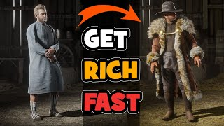 You can get rich fast in red dead online Guide to Money Farming in RDR2 Online thumbnail