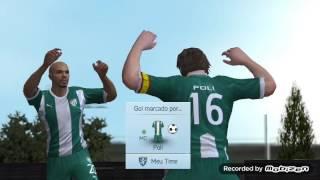 JOGANDO FIFA 15 ULTIMATE TEAM (lg k10)