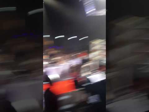 CAZ Boxing stars Viktor Verhulst VLOERT Maarten Breck