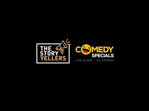 The StoryYellers - Comedy Specials (Ep 01): Pratik Aryal(Stand Up Comedy)
